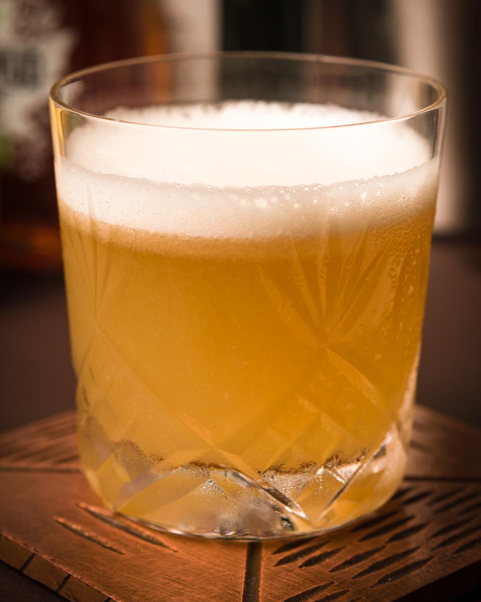 Butter Scotch Sour - Whisky Sour