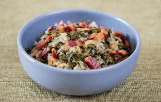 Cabbage Kale Guanciale